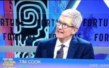 库克感谢马化腾:微信让更多用户舍弃安卓,选择了苹果