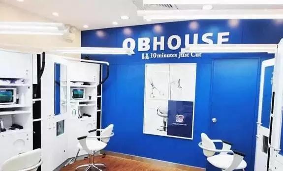 日本10分钟理发店,清新简洁,年收入达40亿日元