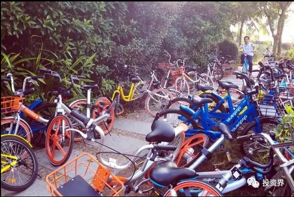 一天3家超30亿融资,在北京的大风天里,共享单车彻底疯了