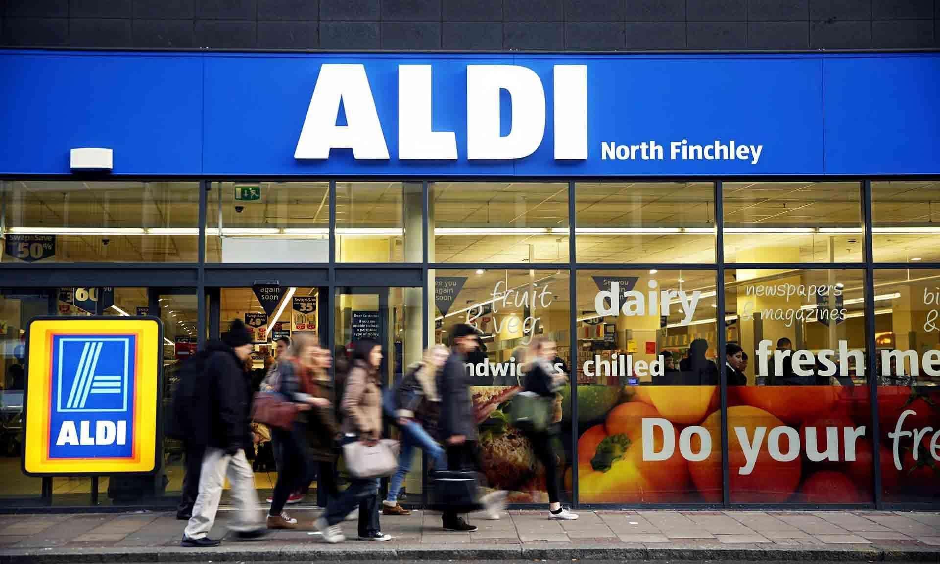 中国超市倒闭遍地,这家德国超市却打败了沃尔玛!