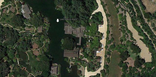 拉里·埃里森日式花园宫殿