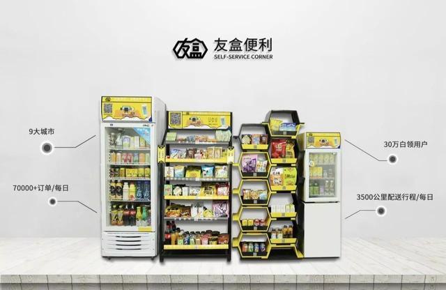 友盒创始人陈惠鲁:无人货架阵痛,十个月后最多只剩三家